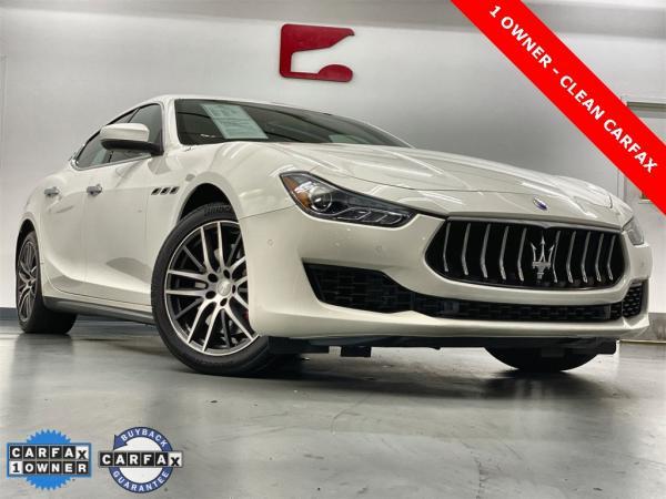 Used 2018 Maserati Ghibli S for sale $46,444 at Gravity Autos Marietta in Marietta GA