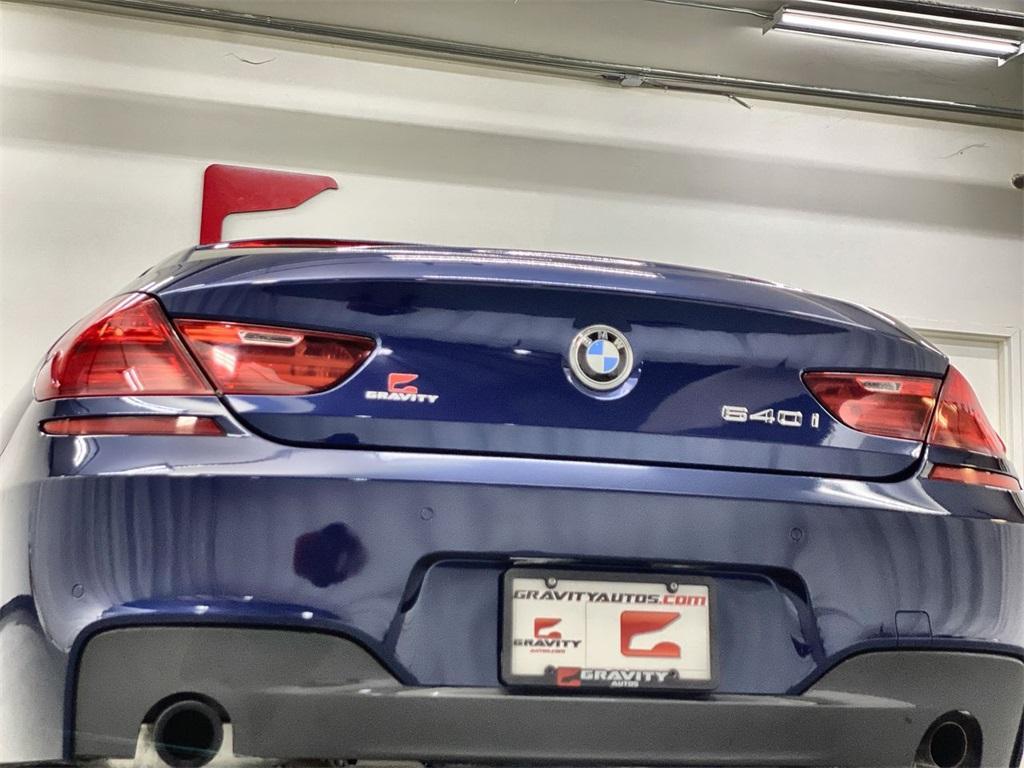 Used 2016 BMW 6 Series 640i Gran Coupe for sale $34,995 at Gravity Autos Marietta in Marietta GA 30060 10