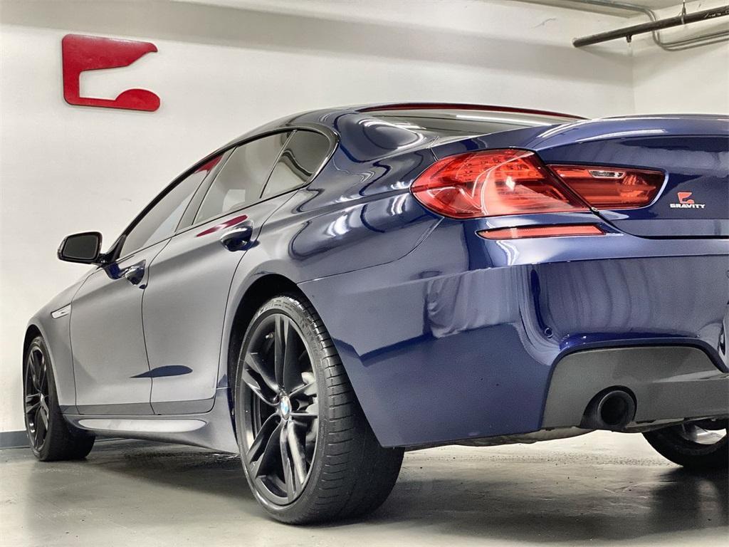 Used 2016 BMW 6 Series 640i Gran Coupe for sale $34,995 at Gravity Autos Marietta in Marietta GA 30060 11