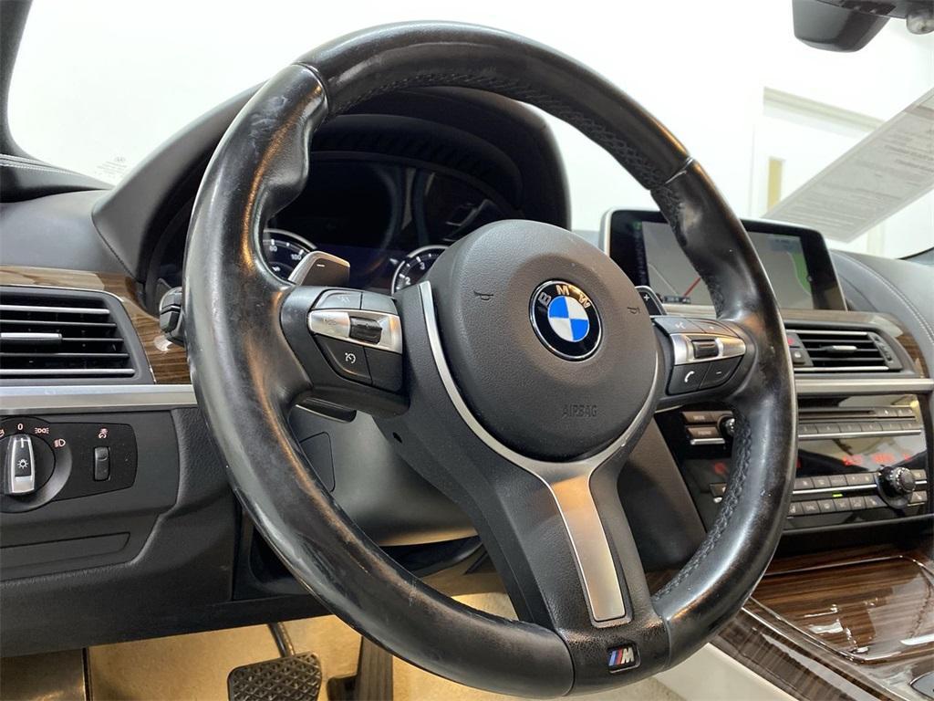 Used 2016 BMW 6 Series 640i Gran Coupe for sale $34,995 at Gravity Autos Marietta in Marietta GA 30060 22
