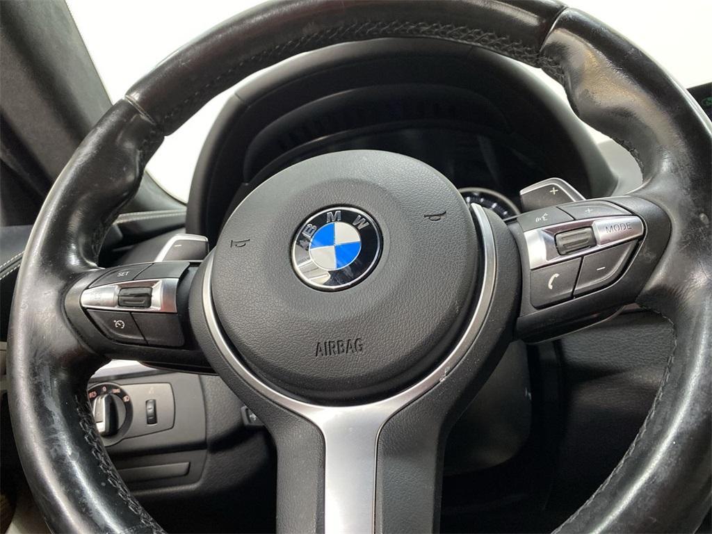 Used 2016 BMW 6 Series 640i Gran Coupe for sale $34,995 at Gravity Autos Marietta in Marietta GA 30060 25