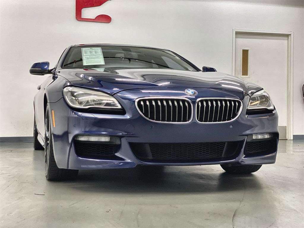 Used 2016 BMW 6 Series 640i Gran Coupe for sale $34,995 at Gravity Autos Marietta in Marietta GA 30060 3