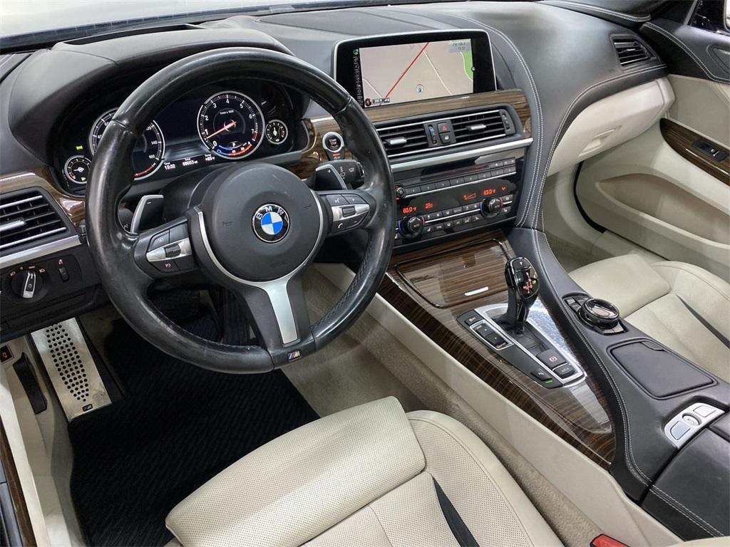 Used 2016 BMW 6 Series 640i Gran Coupe for sale $34,995 at Gravity Autos Marietta in Marietta GA 30060 41