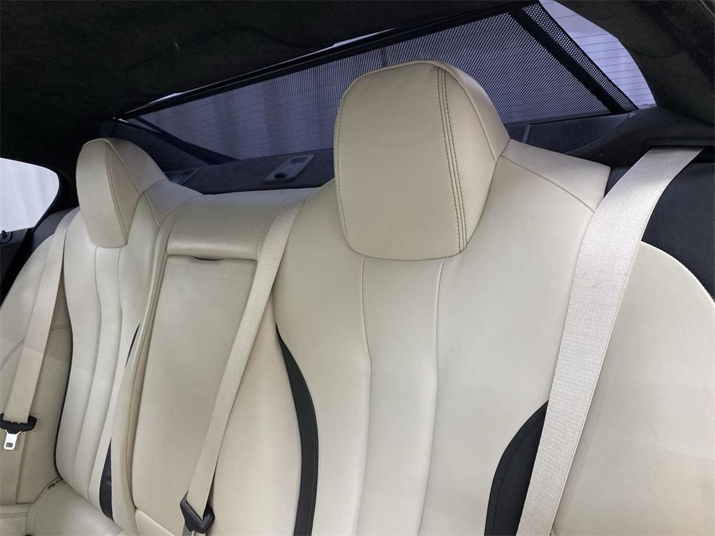 Used 2016 BMW 6 Series 640i Gran Coupe for sale $34,995 at Gravity Autos Marietta in Marietta GA 30060 45