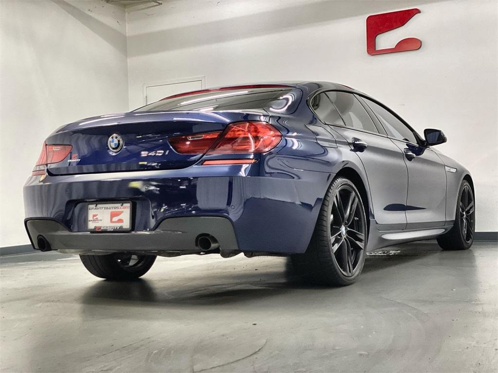 Used 2016 BMW 6 Series 640i Gran Coupe for sale $34,995 at Gravity Autos Marietta in Marietta GA 30060 7