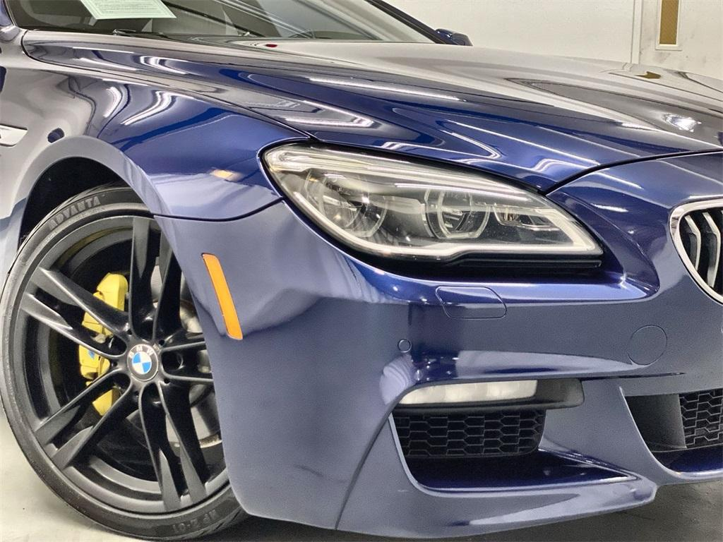 Used 2016 BMW 6 Series 640i Gran Coupe for sale $34,995 at Gravity Autos Marietta in Marietta GA 30060 8