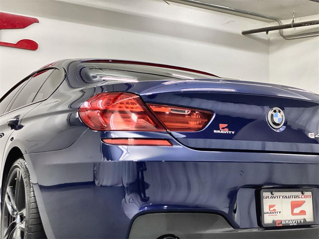 Used 2016 BMW 6 Series 640i Gran Coupe for sale $34,995 at Gravity Autos Marietta in Marietta GA 30060 9