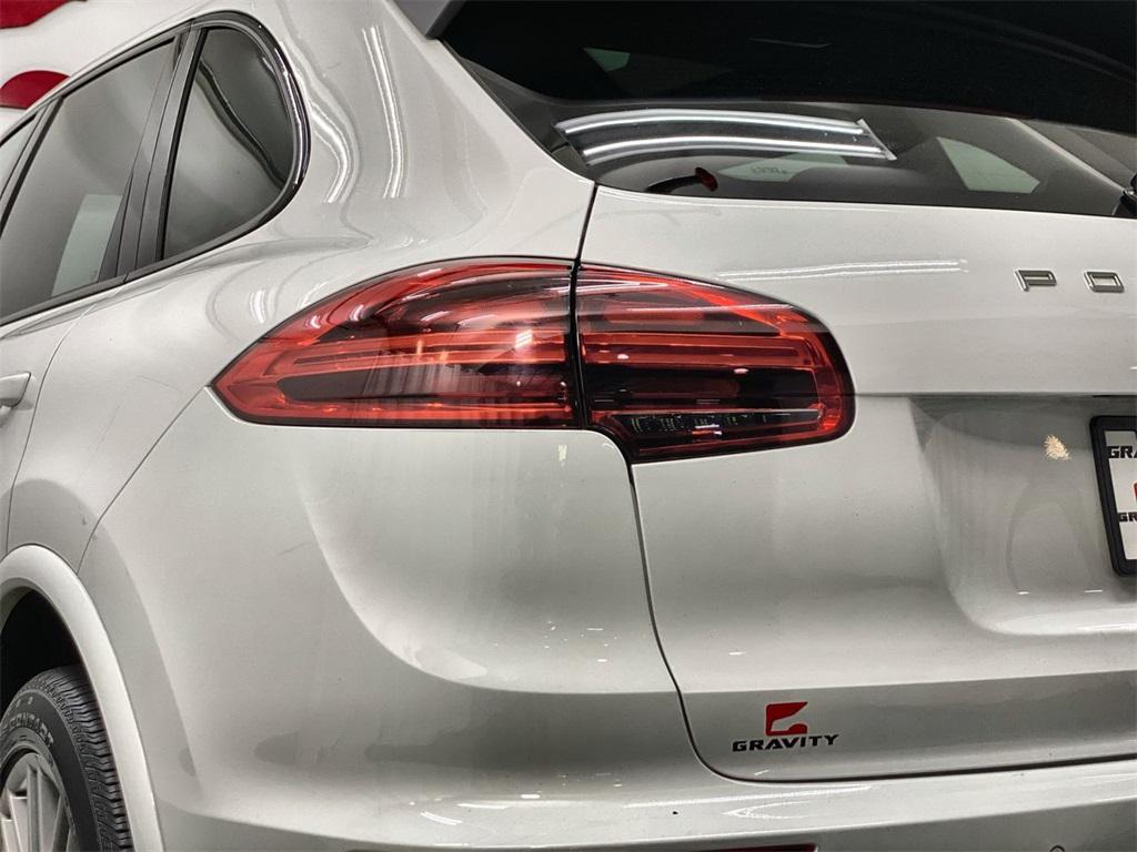 Used 2018 Porsche Cayenne Platinum Edition for sale $49,998 at Gravity Autos Marietta in Marietta GA 30060 13