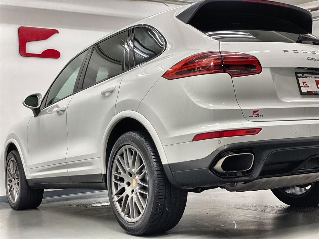 Used 2018 Porsche Cayenne Platinum Edition for sale $49,998 at Gravity Autos Marietta in Marietta GA 30060 15