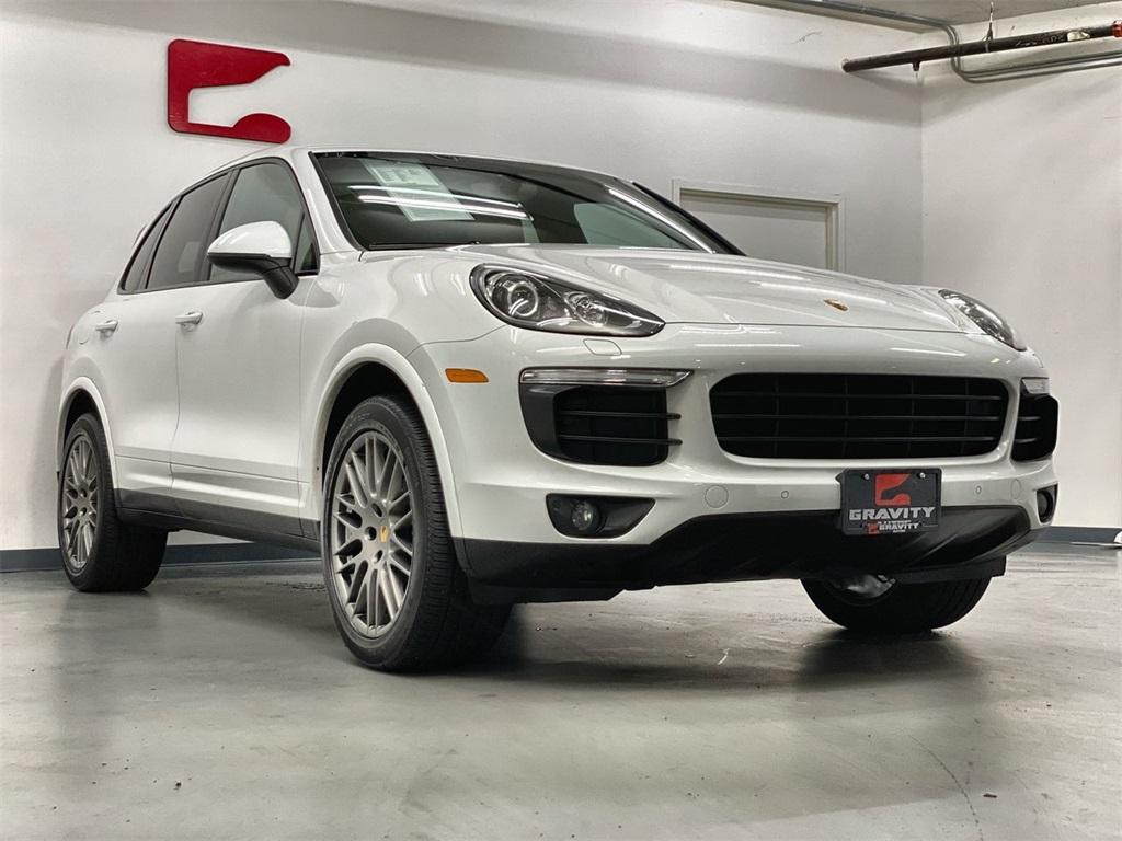 Used 2018 Porsche Cayenne Platinum Edition for sale $49,998 at Gravity Autos Marietta in Marietta GA 30060 2