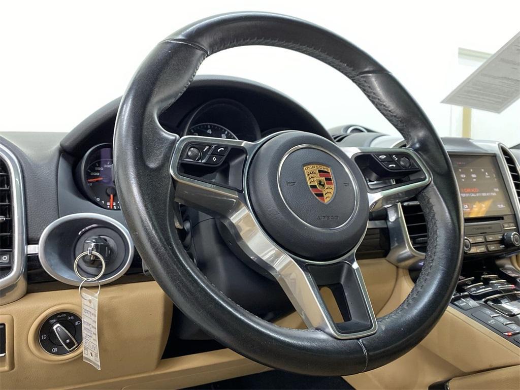 Used 2018 Porsche Cayenne Platinum Edition for sale $49,998 at Gravity Autos Marietta in Marietta GA 30060 25