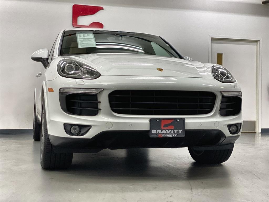 Used 2018 Porsche Cayenne Platinum Edition for sale $49,998 at Gravity Autos Marietta in Marietta GA 30060 3