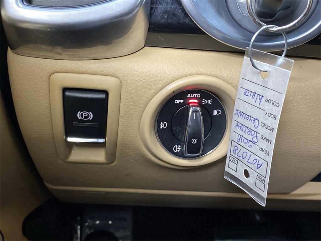 Used 2018 Porsche Cayenne Platinum Edition for sale $49,998 at Gravity Autos Marietta in Marietta GA 30060 30