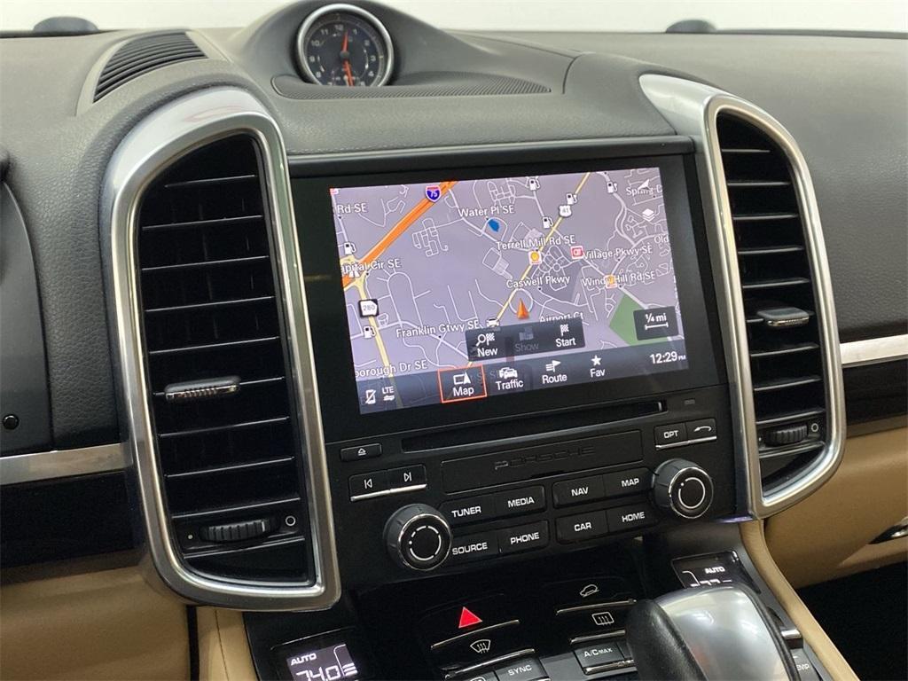 Used 2018 Porsche Cayenne Platinum Edition for sale $49,998 at Gravity Autos Marietta in Marietta GA 30060 32
