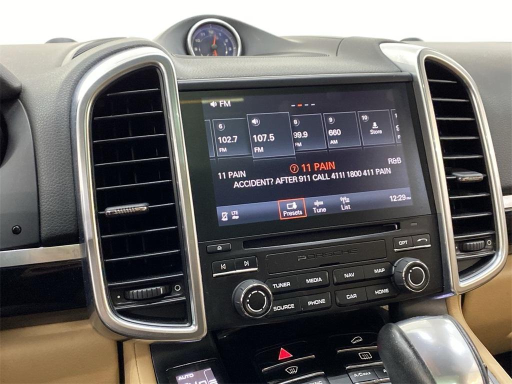 Used 2018 Porsche Cayenne Platinum Edition for sale $49,998 at Gravity Autos Marietta in Marietta GA 30060 35