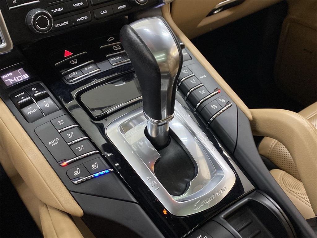 Used 2018 Porsche Cayenne Platinum Edition for sale $49,998 at Gravity Autos Marietta in Marietta GA 30060 39
