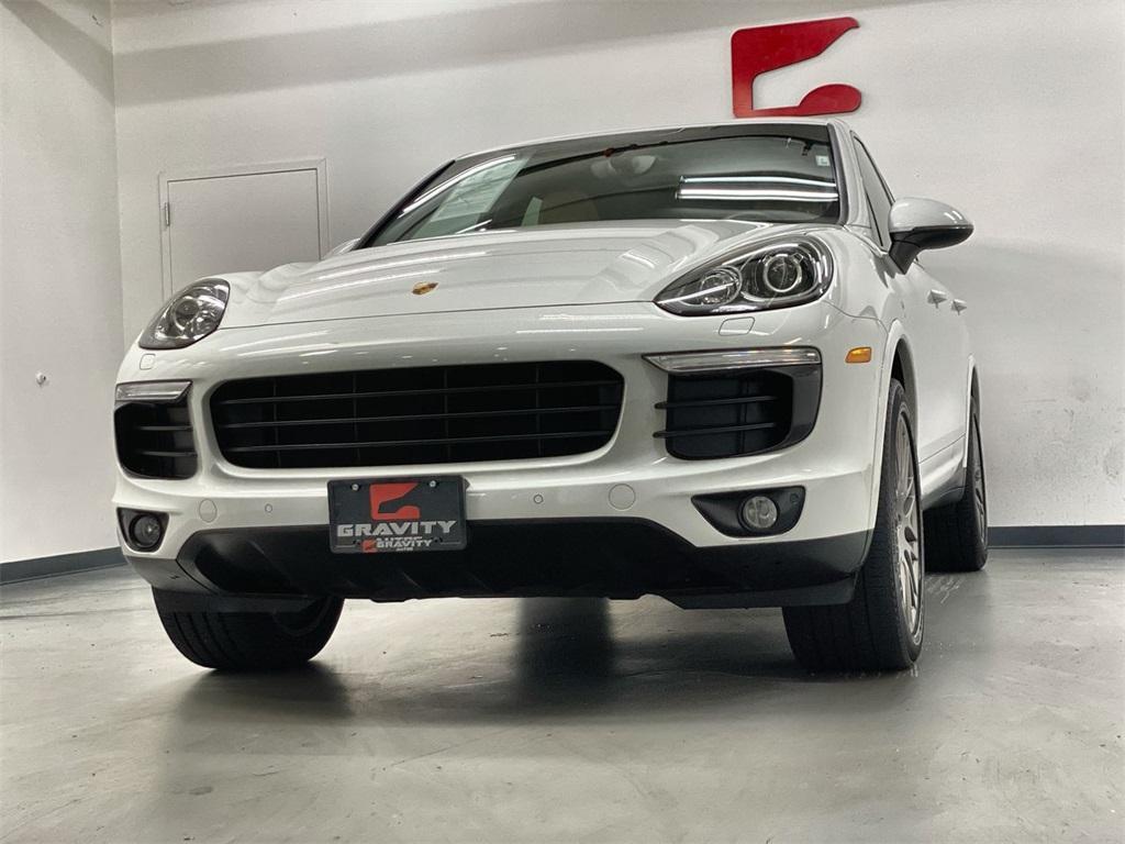 Used 2018 Porsche Cayenne Platinum Edition for sale $49,998 at Gravity Autos Marietta in Marietta GA 30060 4