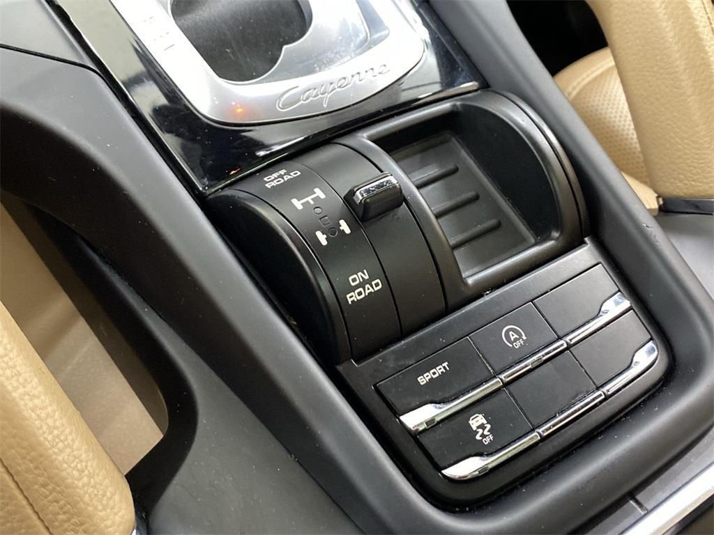 Used 2018 Porsche Cayenne Platinum Edition for sale $49,998 at Gravity Autos Marietta in Marietta GA 30060 40