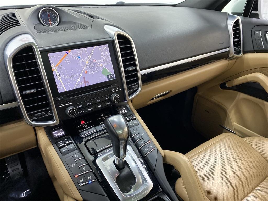 Used 2018 Porsche Cayenne Platinum Edition for sale $49,998 at Gravity Autos Marietta in Marietta GA 30060 41
