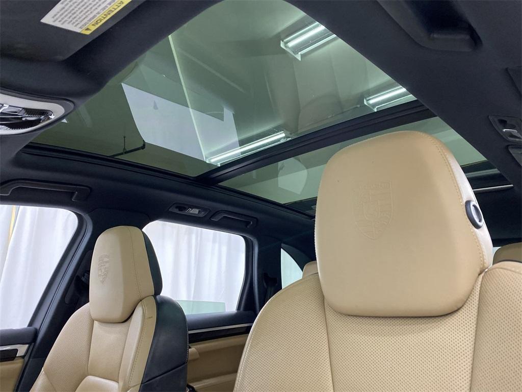 Used 2018 Porsche Cayenne Platinum Edition for sale $49,998 at Gravity Autos Marietta in Marietta GA 30060 42