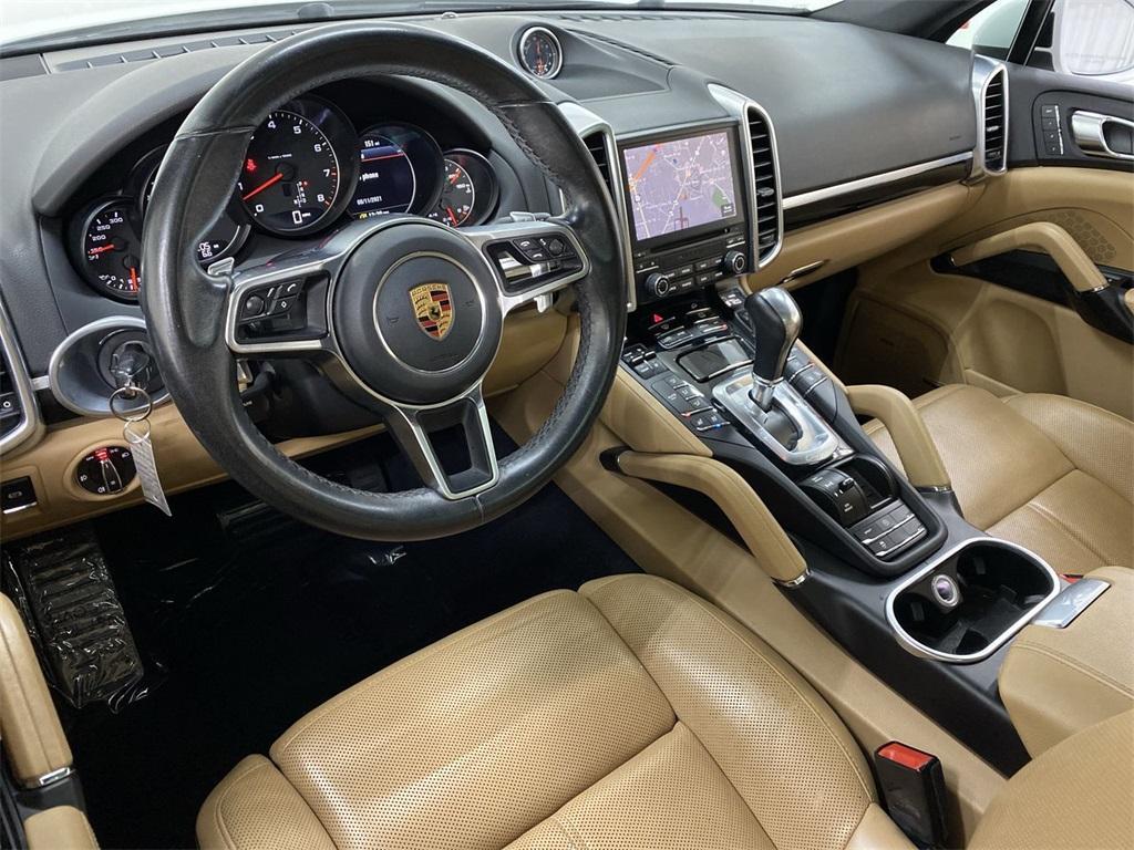 Used 2018 Porsche Cayenne Platinum Edition for sale $49,998 at Gravity Autos Marietta in Marietta GA 30060 43