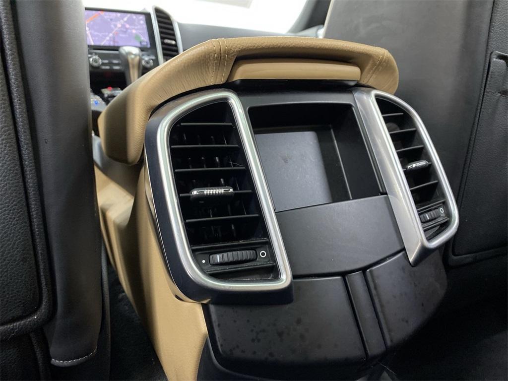 Used 2018 Porsche Cayenne Platinum Edition for sale $49,998 at Gravity Autos Marietta in Marietta GA 30060 46