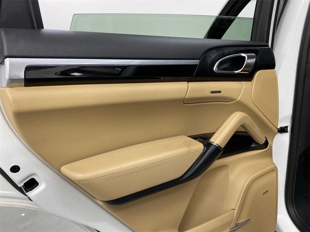 Used 2018 Porsche Cayenne Platinum Edition for sale $49,998 at Gravity Autos Marietta in Marietta GA 30060 47