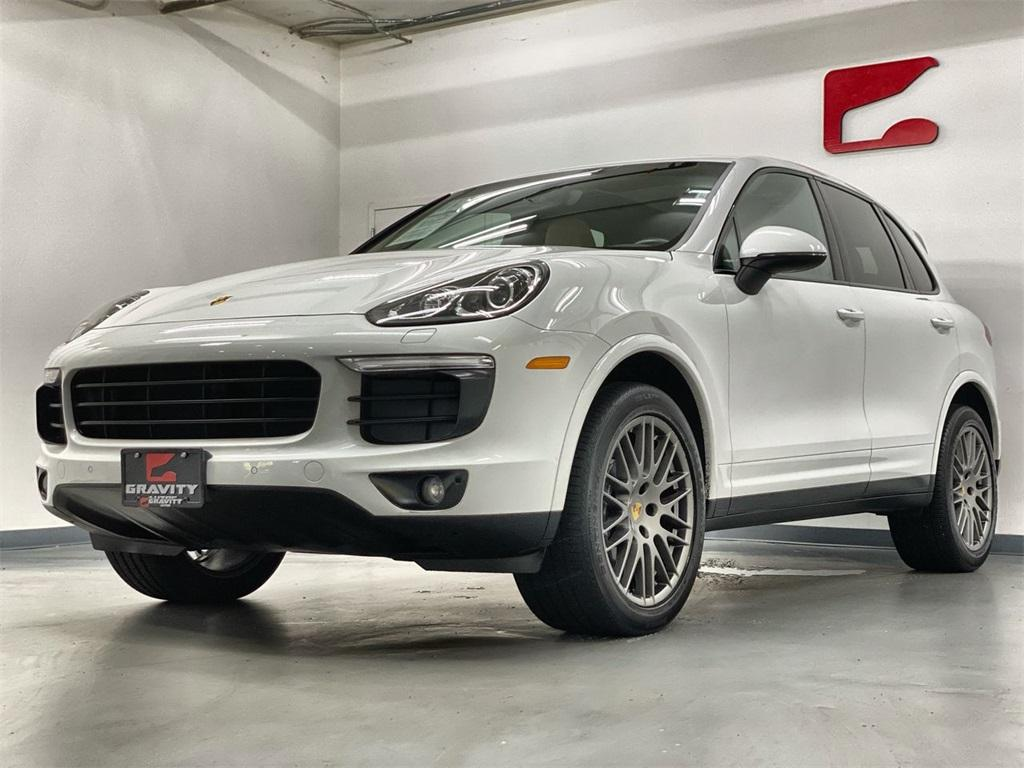 Used 2018 Porsche Cayenne Platinum Edition for sale $49,998 at Gravity Autos Marietta in Marietta GA 30060 5