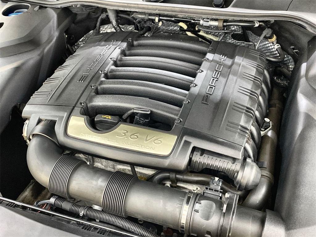 Used 2018 Porsche Cayenne Platinum Edition for sale $49,998 at Gravity Autos Marietta in Marietta GA 30060 52