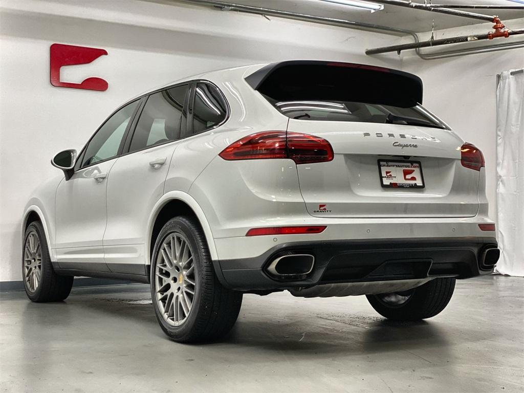 Used 2018 Porsche Cayenne Platinum Edition for sale $49,998 at Gravity Autos Marietta in Marietta GA 30060 6