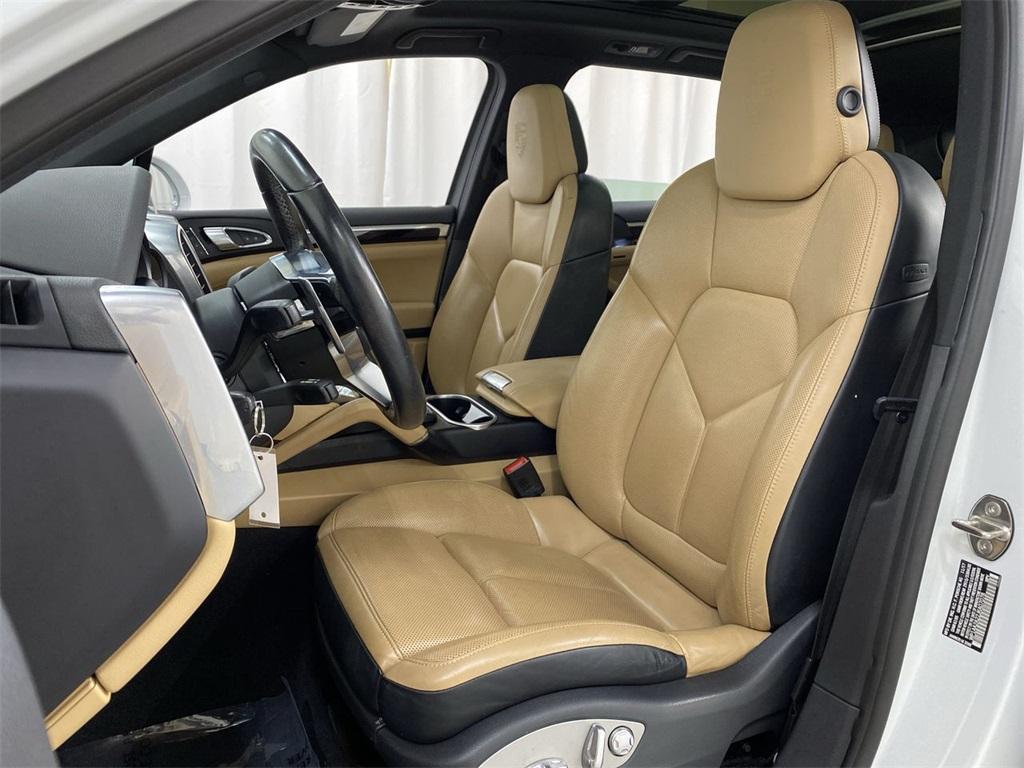 Used 2018 Porsche Cayenne Platinum Edition for sale $49,998 at Gravity Autos Marietta in Marietta GA 30060 9