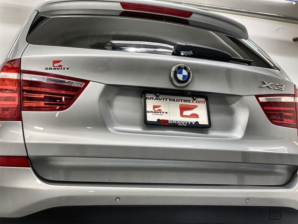 Used 2017 BMW X3 sDrive28i for sale $24,999 at Gravity Autos Marietta in Marietta GA 30060 10