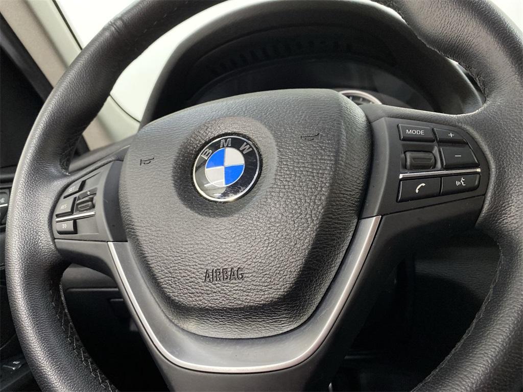 Used 2017 BMW X3 sDrive28i for sale $24,999 at Gravity Autos Marietta in Marietta GA 30060 22