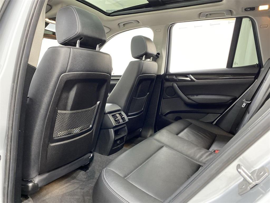 Used 2017 BMW X3 sDrive28i for sale $24,999 at Gravity Autos Marietta in Marietta GA 30060 38