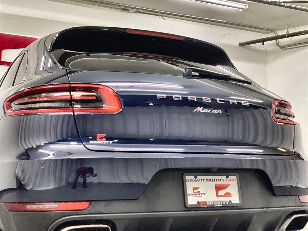 Used 2017 Porsche Macan Base for sale $35,555 at Gravity Autos Marietta in Marietta GA 30060 10