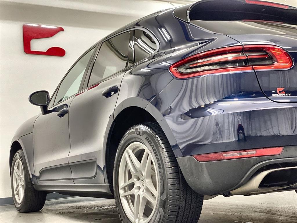 Used 2017 Porsche Macan Base for sale $35,555 at Gravity Autos Marietta in Marietta GA 30060 11