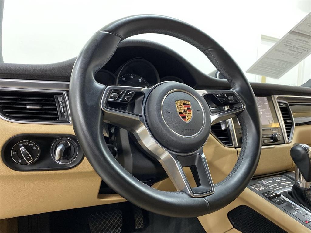 Used 2017 Porsche Macan Base for sale $35,555 at Gravity Autos Marietta in Marietta GA 30060 22