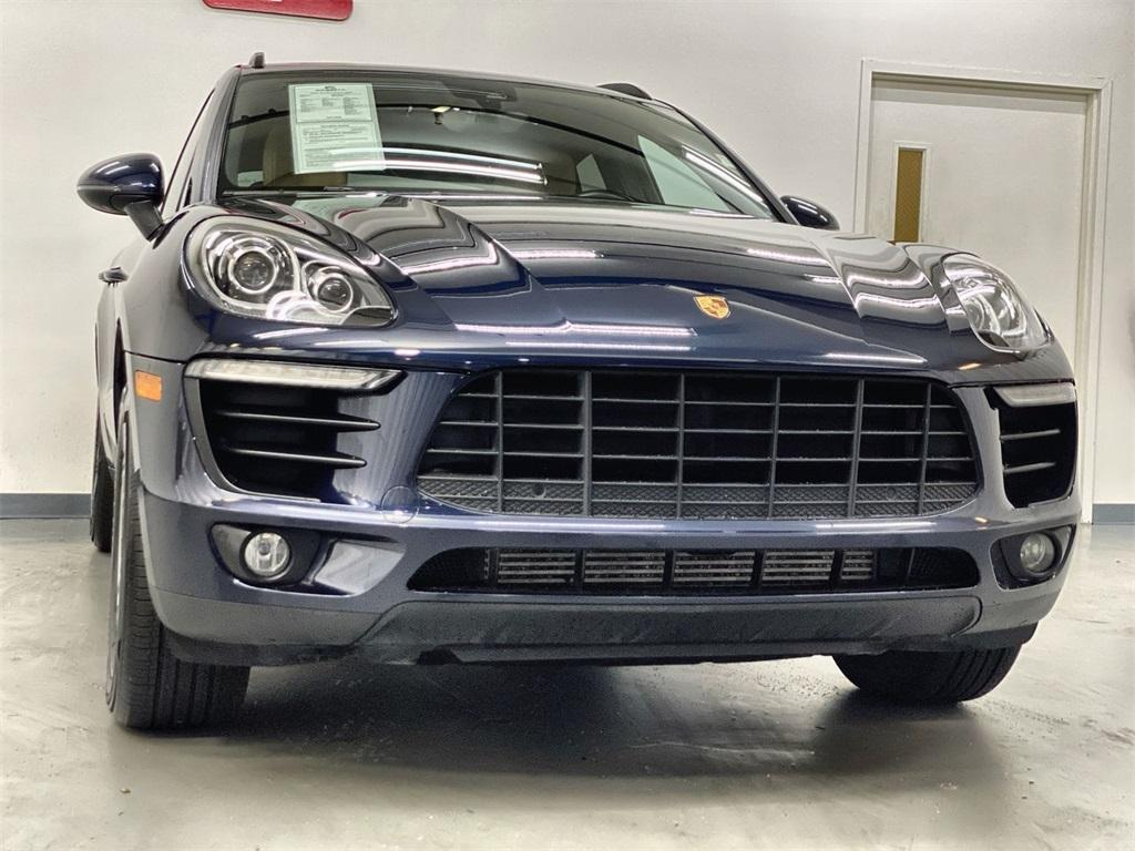 Used 2017 Porsche Macan Base for sale $35,555 at Gravity Autos Marietta in Marietta GA 30060 3