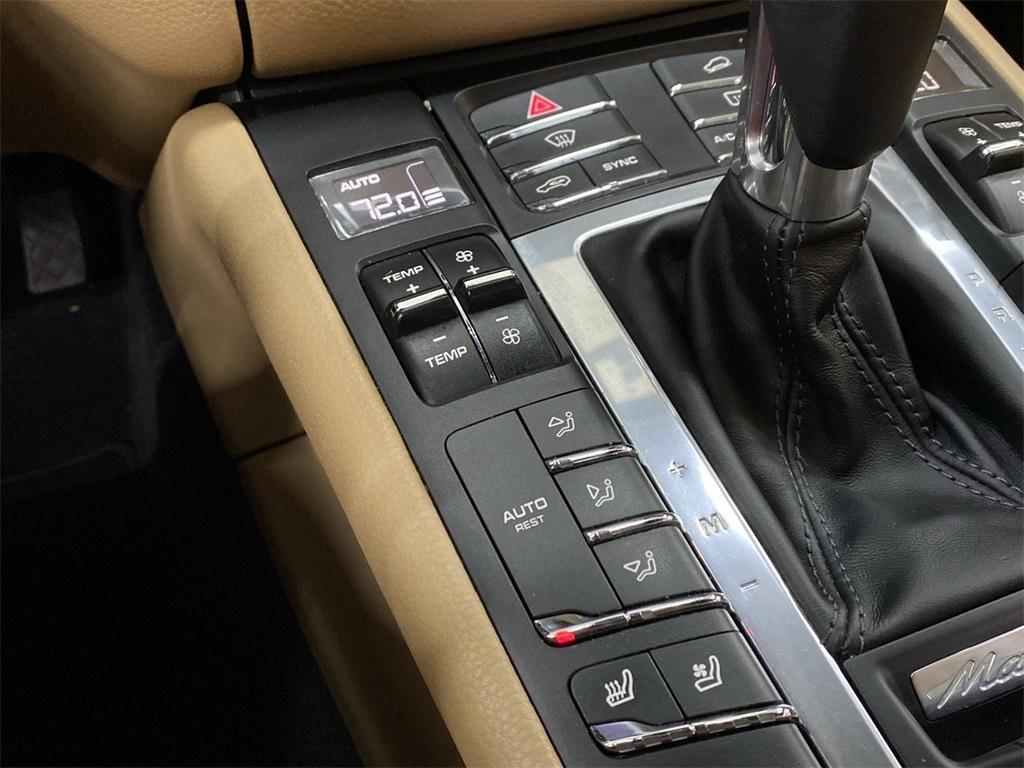 Used 2017 Porsche Macan Base for sale $35,555 at Gravity Autos Marietta in Marietta GA 30060 35