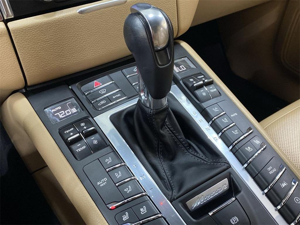 Used 2017 Porsche Macan Base for sale $35,555 at Gravity Autos Marietta in Marietta GA 30060 38