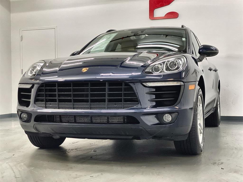 Used 2017 Porsche Macan Base for sale $35,555 at Gravity Autos Marietta in Marietta GA 30060 4