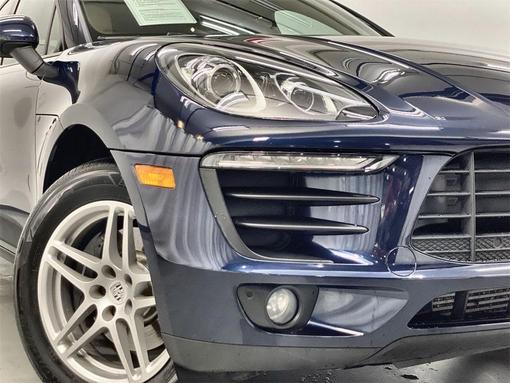 Used 2017 Porsche Macan Base for sale $35,555 at Gravity Autos Marietta in Marietta GA 30060 8