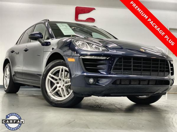 Used 2017 Porsche Macan Base for sale $35,555 at Gravity Autos Marietta in Marietta GA