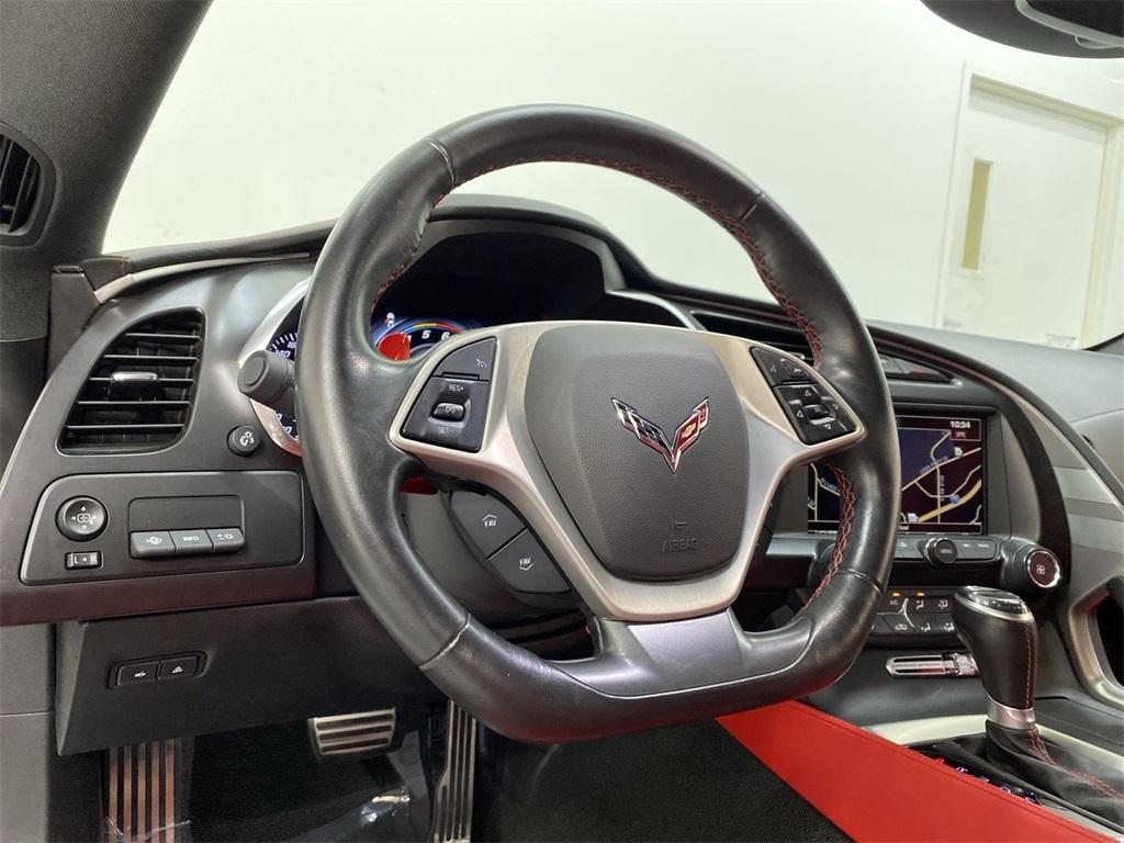 Used 2017 Chevrolet Corvette Grand Sport for sale $70,555 at Gravity Autos Marietta in Marietta GA 30060 26