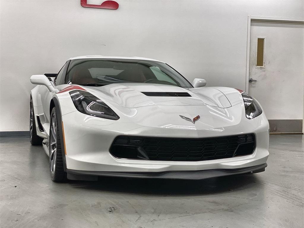 Used 2017 Chevrolet Corvette Grand Sport for sale $70,555 at Gravity Autos Marietta in Marietta GA 30060 3