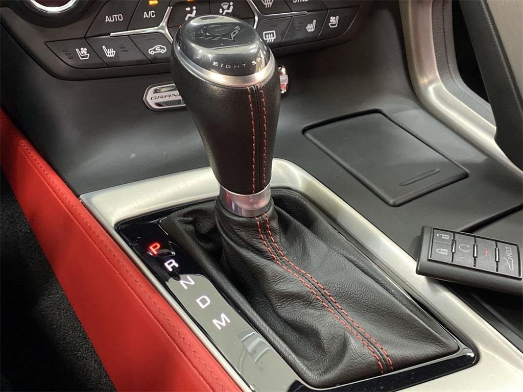 Used 2017 Chevrolet Corvette Grand Sport for sale $70,555 at Gravity Autos Marietta in Marietta GA 30060 42
