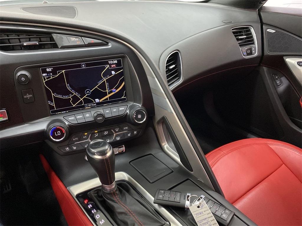 Used 2017 Chevrolet Corvette Grand Sport for sale $70,555 at Gravity Autos Marietta in Marietta GA 30060 44