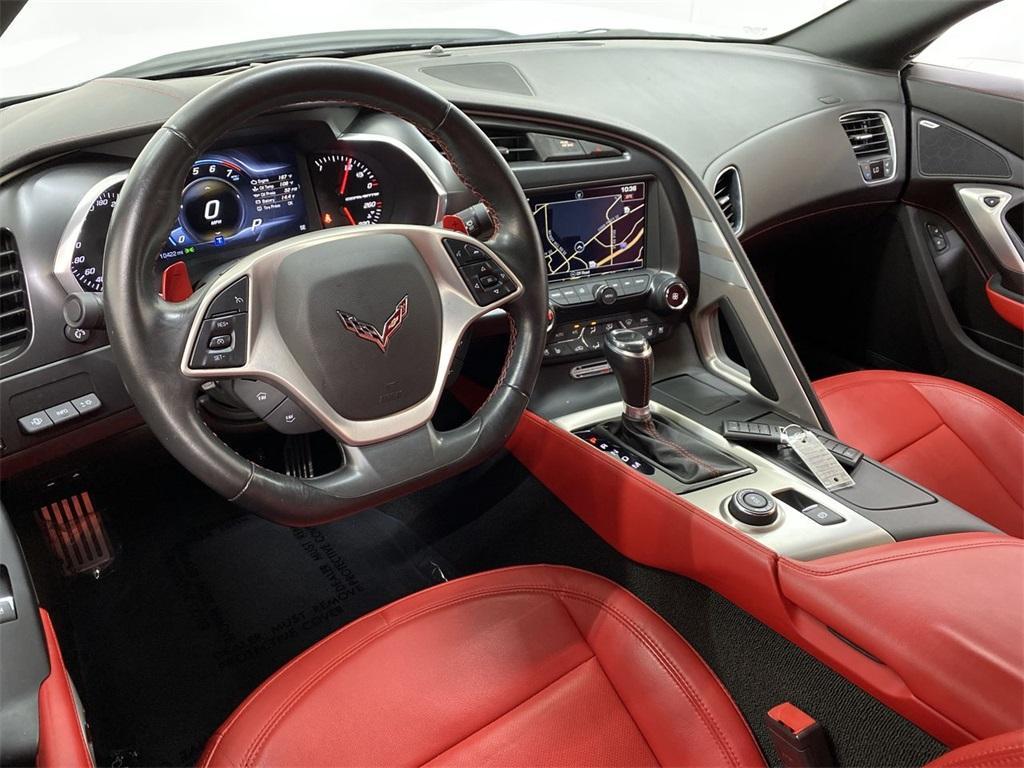 Used 2017 Chevrolet Corvette Grand Sport for sale $70,555 at Gravity Autos Marietta in Marietta GA 30060 46