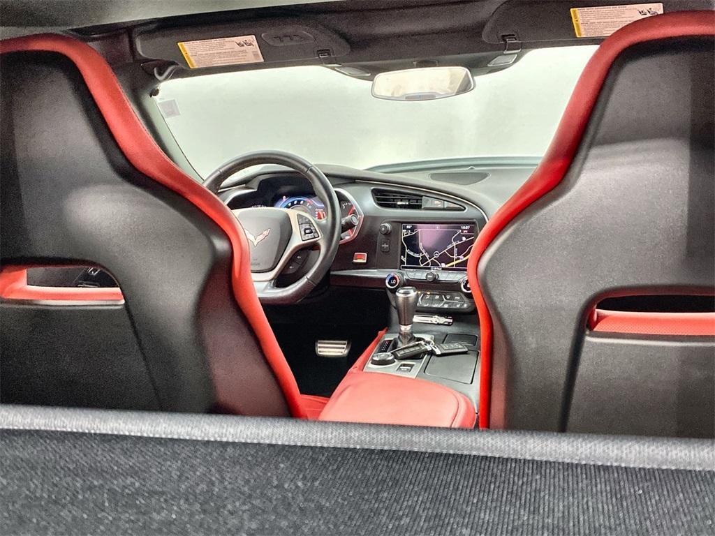 Used 2017 Chevrolet Corvette Grand Sport for sale $70,555 at Gravity Autos Marietta in Marietta GA 30060 52