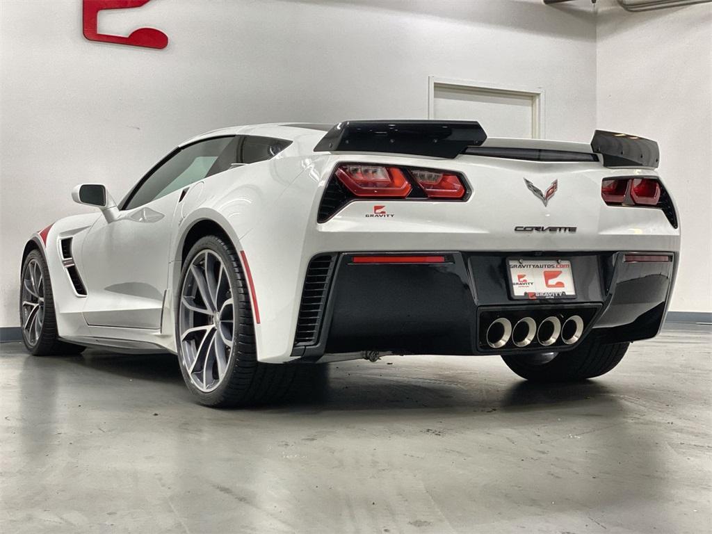 Used 2017 Chevrolet Corvette Grand Sport for sale $70,555 at Gravity Autos Marietta in Marietta GA 30060 6
